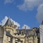 Protection foudre - Chateau de Saumur 49