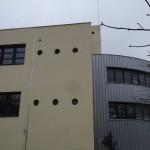 Protection conte la foudre - Collège de Descartes - Conseil Départemental 37