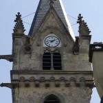 Restauration des cadrans - St Symphorien le chateau - 28