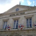 Cadran - Hotel de Ville - La Chatre - 36