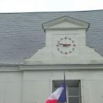 Cadran - Hotel de Ville