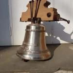 Cloche de propriété diamètre 22cm - Fonderie Bollée