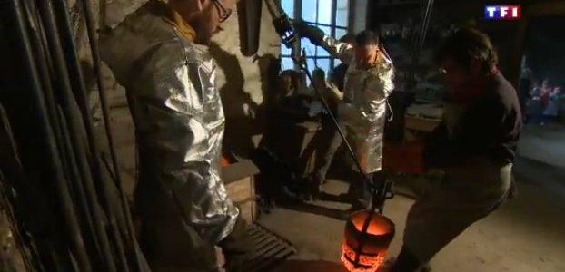 Fonderie de cloches Bollée – TF1 13H
